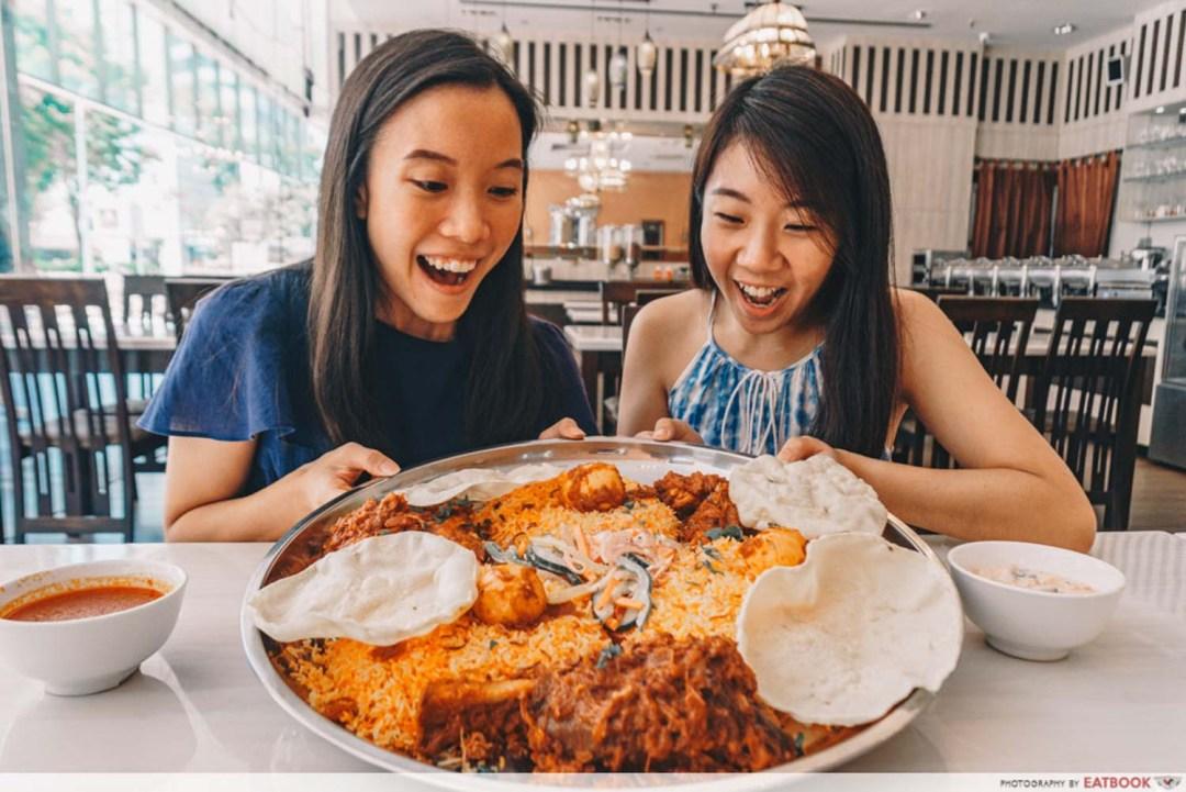 Papa's Kitchen - Chicken Meat Briyani Combo