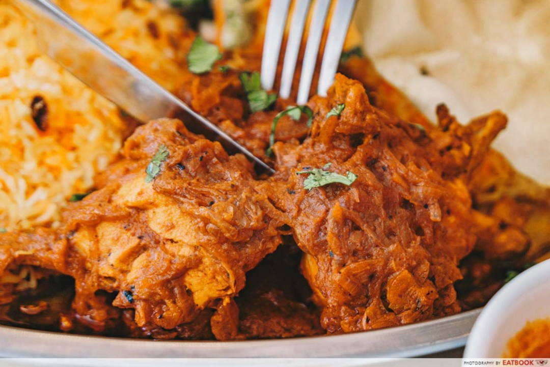 Papa's Kitchen - Chicken