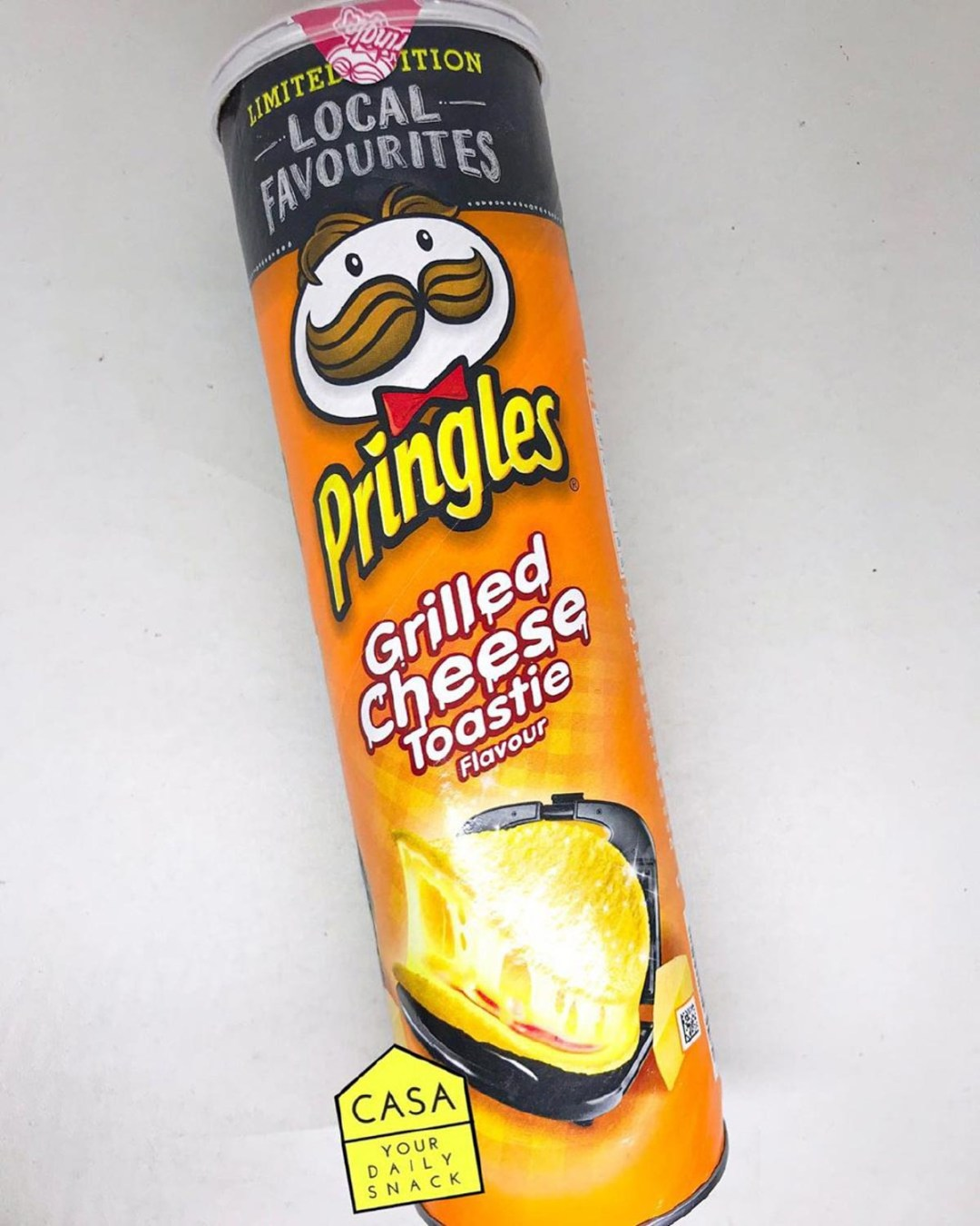 Pringles - Grilled Cheese Toast