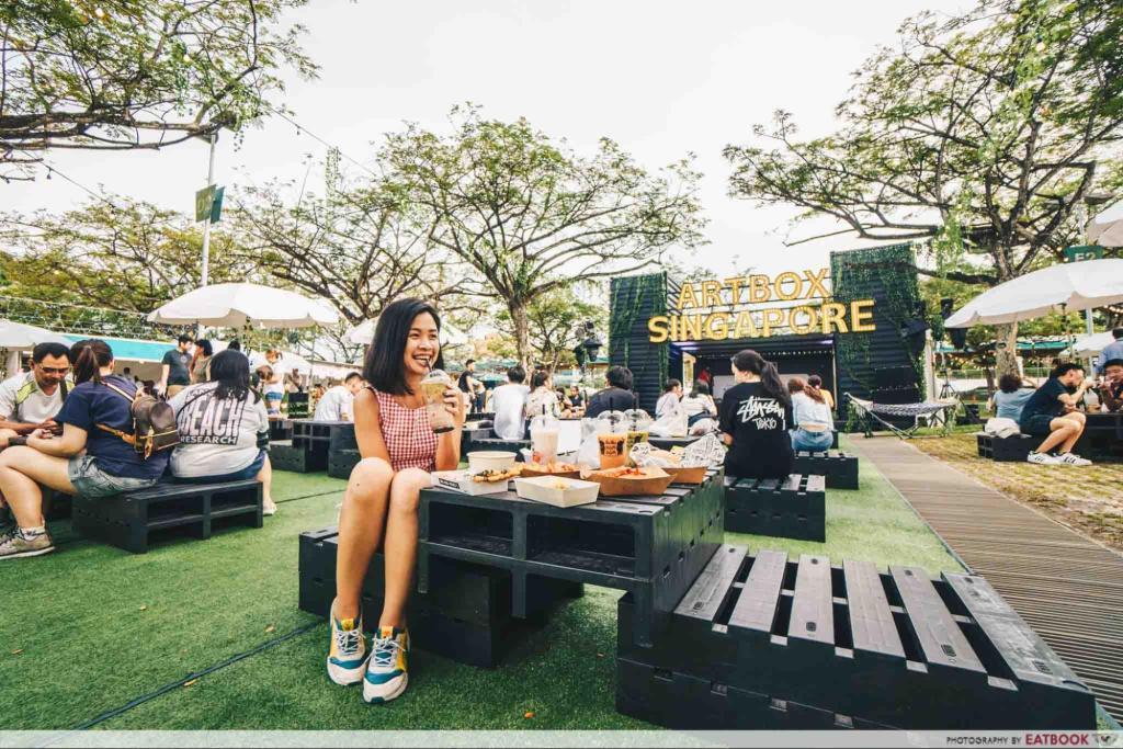 Artbox Singapore 2019 Ambience