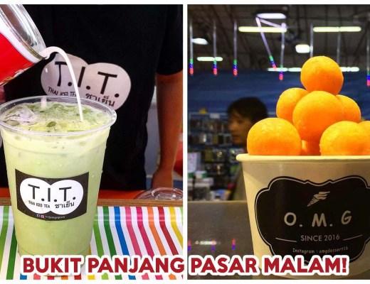 Bukit Panjang Pasar Malam - Feature image