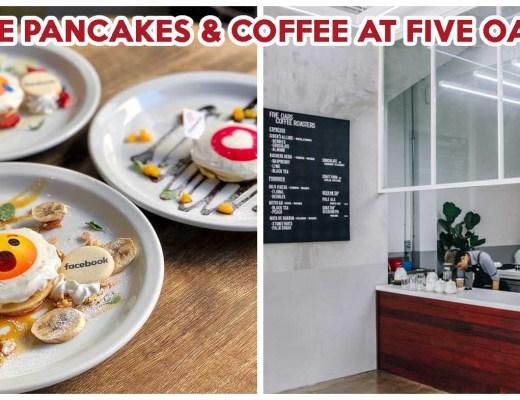 Facebook cafe singapore