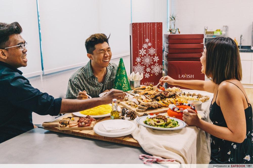 LAVISH Catering - Gathering