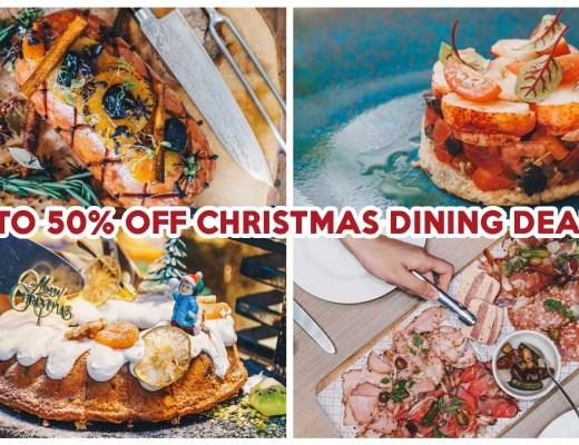 Christmas Dinner - Maybank