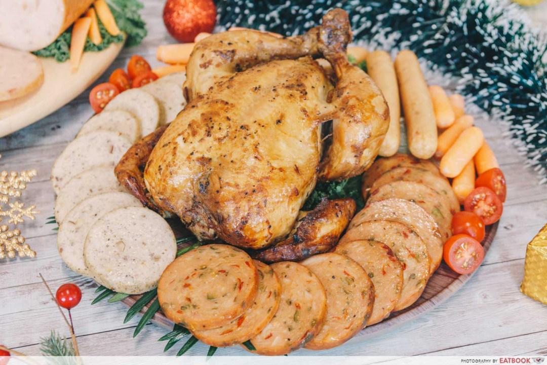 FairPrice Halal Christmas Set - Lemon Butter Herbs Chicken