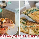 Kong Cafe Review New Minimalist Korean Cafe With Honey Butter Waffles Opened By A Korean Eatbook Sg New Singapore Restaurant And Street Food Ideas Recommendations