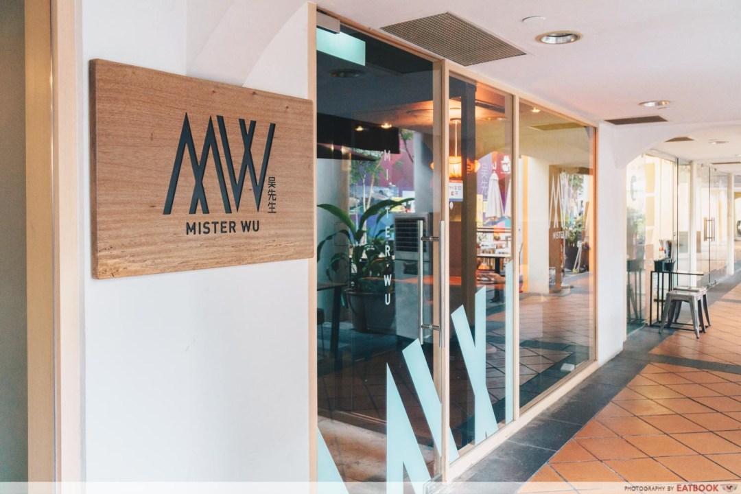 Mister Wu - Storefront
