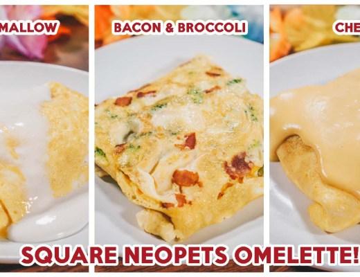 Neopets Omelette Recipe