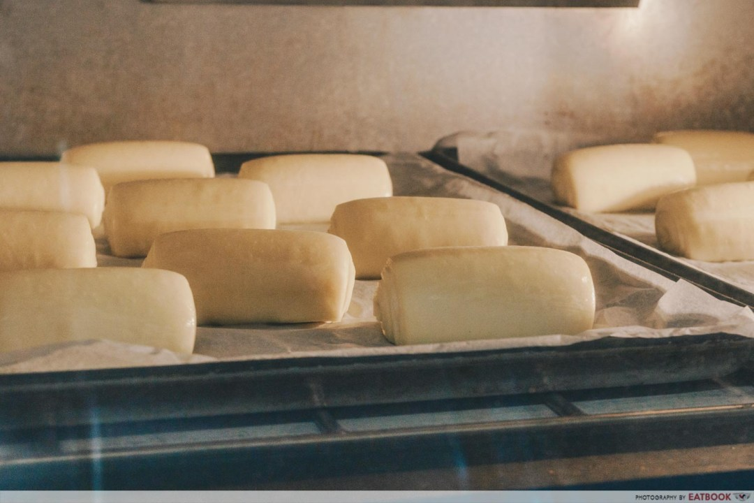 Petit Pain - Baking