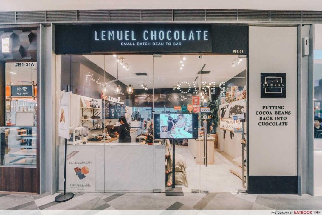 Lemuel Chocolate