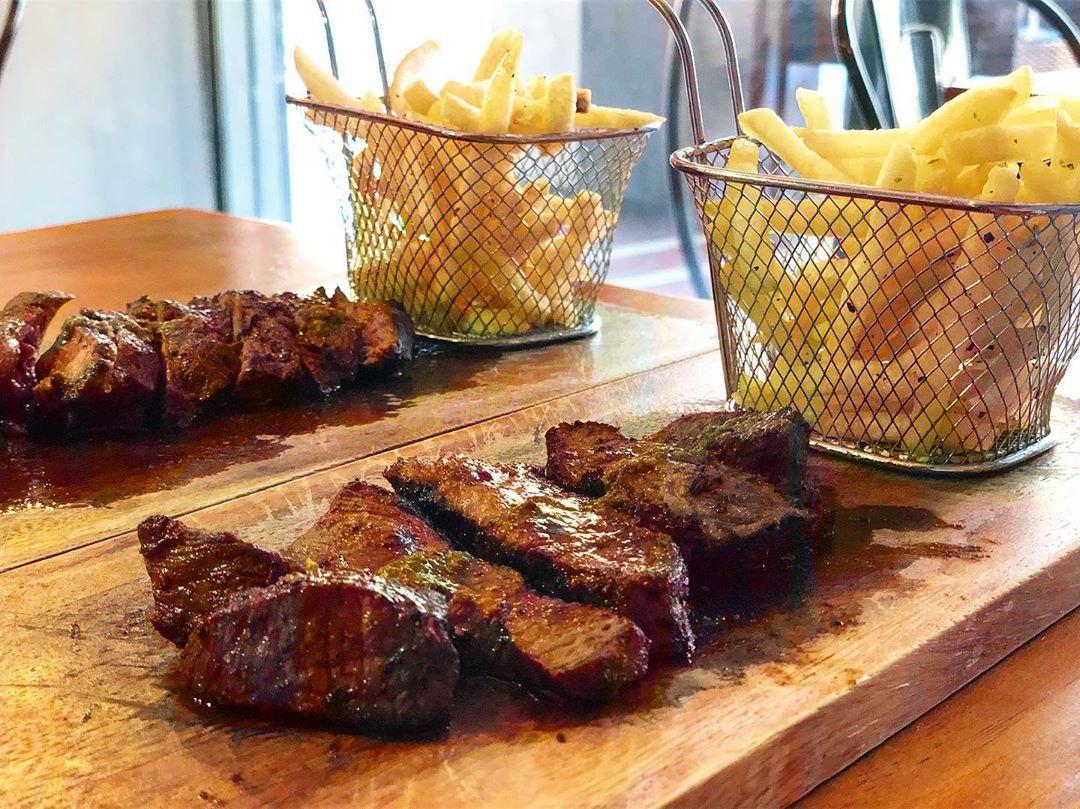 Stirling Steaks Flat Iron Steak