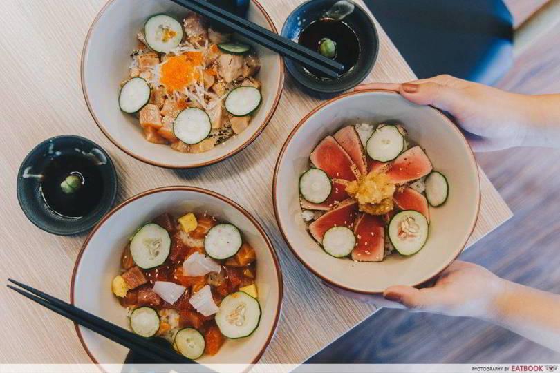 Holland Village Food Umi Nami