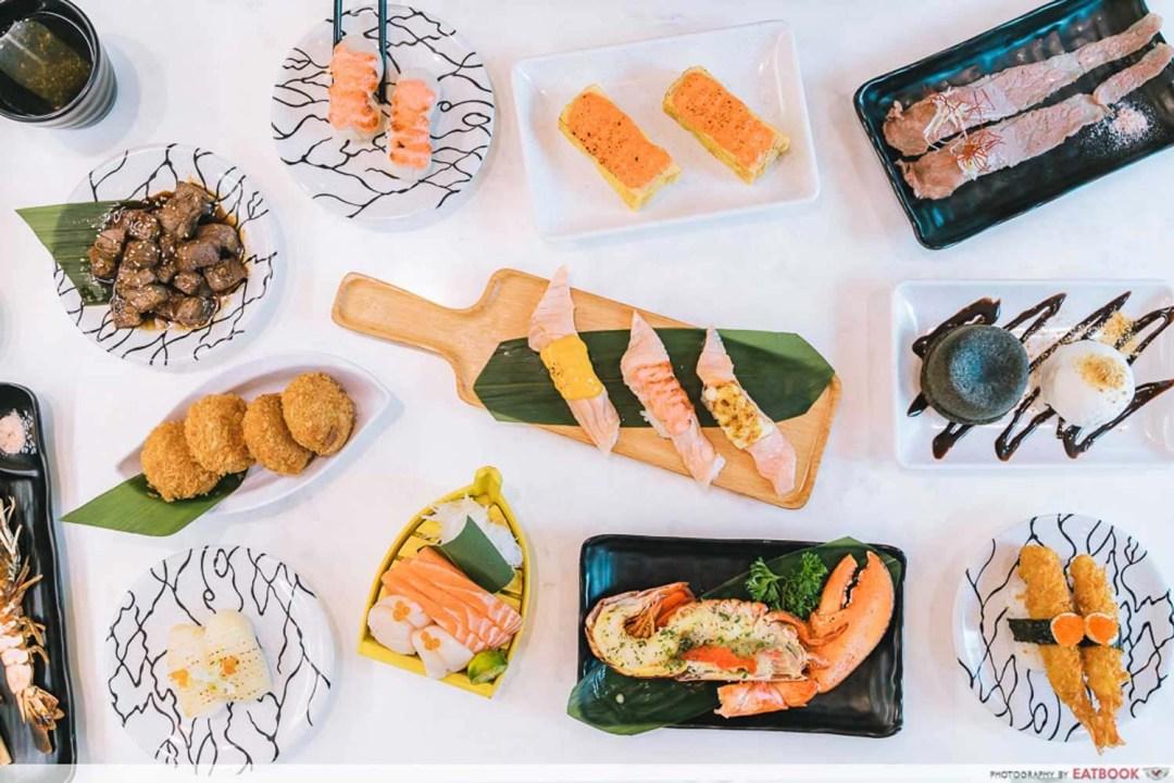 January New Restaurants - Sushi Plus