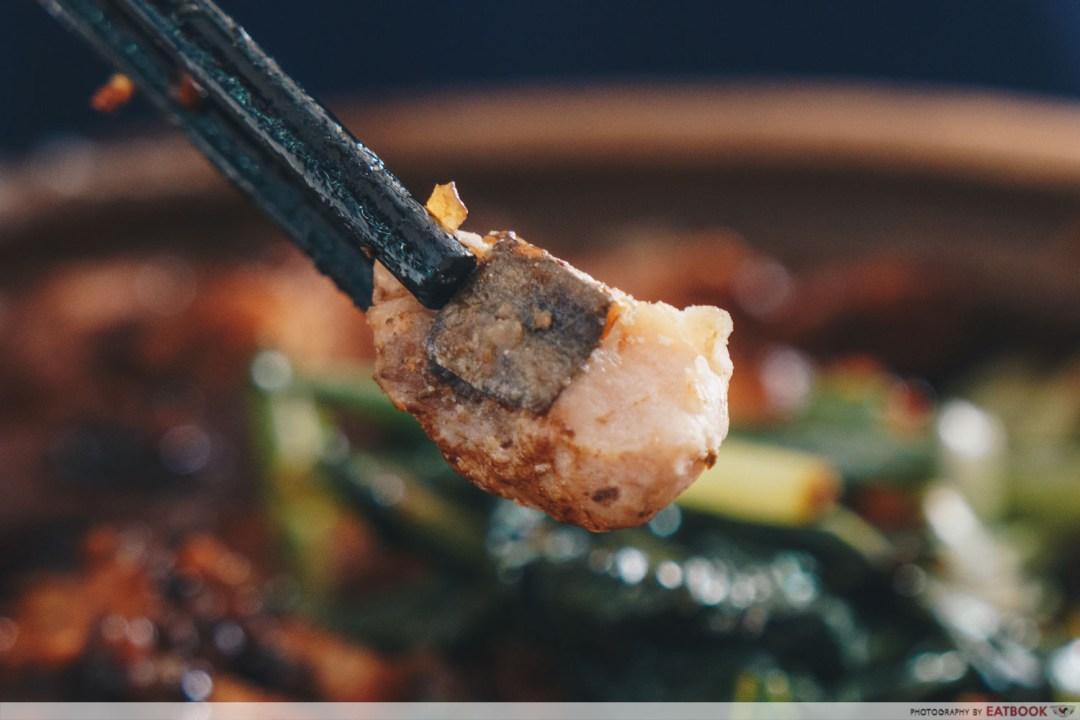Lian He Ben Ji Salted Fish