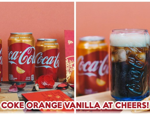Orange Vanilla Coca Cola - Featured image