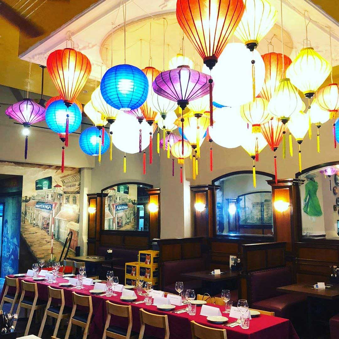 Dempsey Hil Restaurants - Red Sparrow ambience