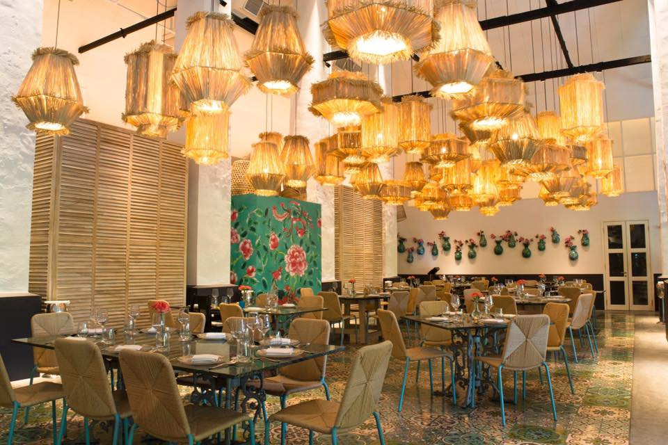 Dempsey Hill Restaurants - Candlenut ambience