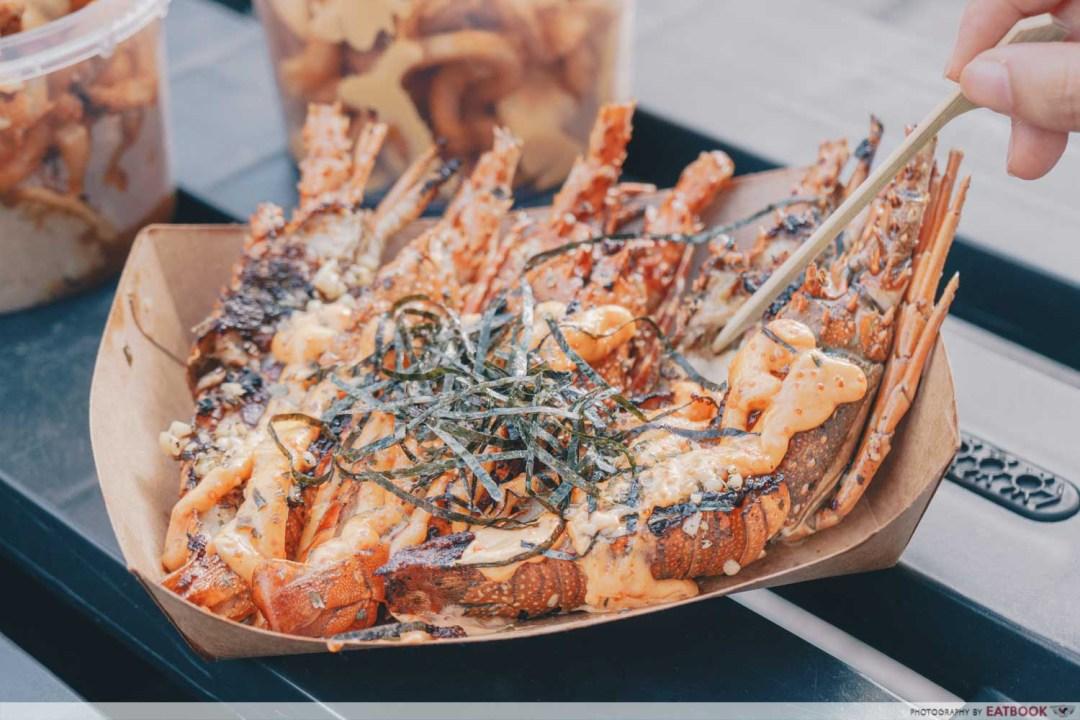Eatbox 2020 - Lobsters