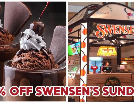 Swensen's Valentine's Sundae Promo - Feature Image