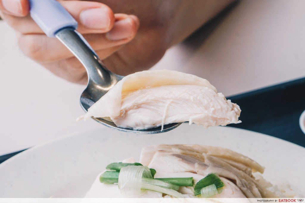 Best chicken rice singapore