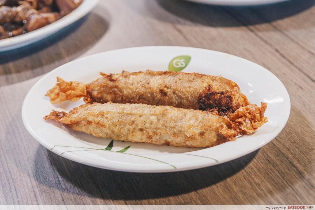 Emmanuel Peranakan Cuisine - Ngoh hiang intro shot