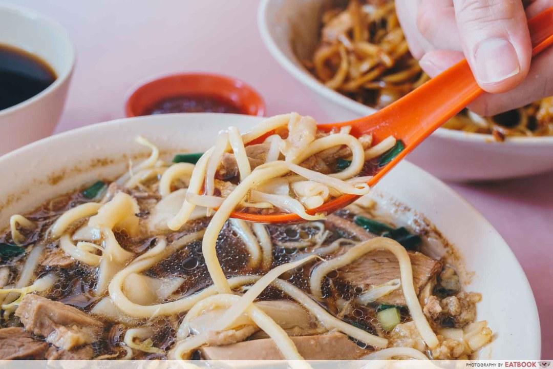 Heng Huat - Spoonful of mix noodles
