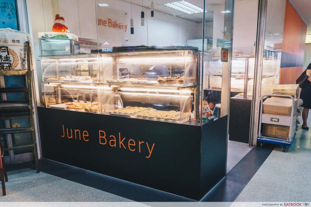June Bakery - Storefront