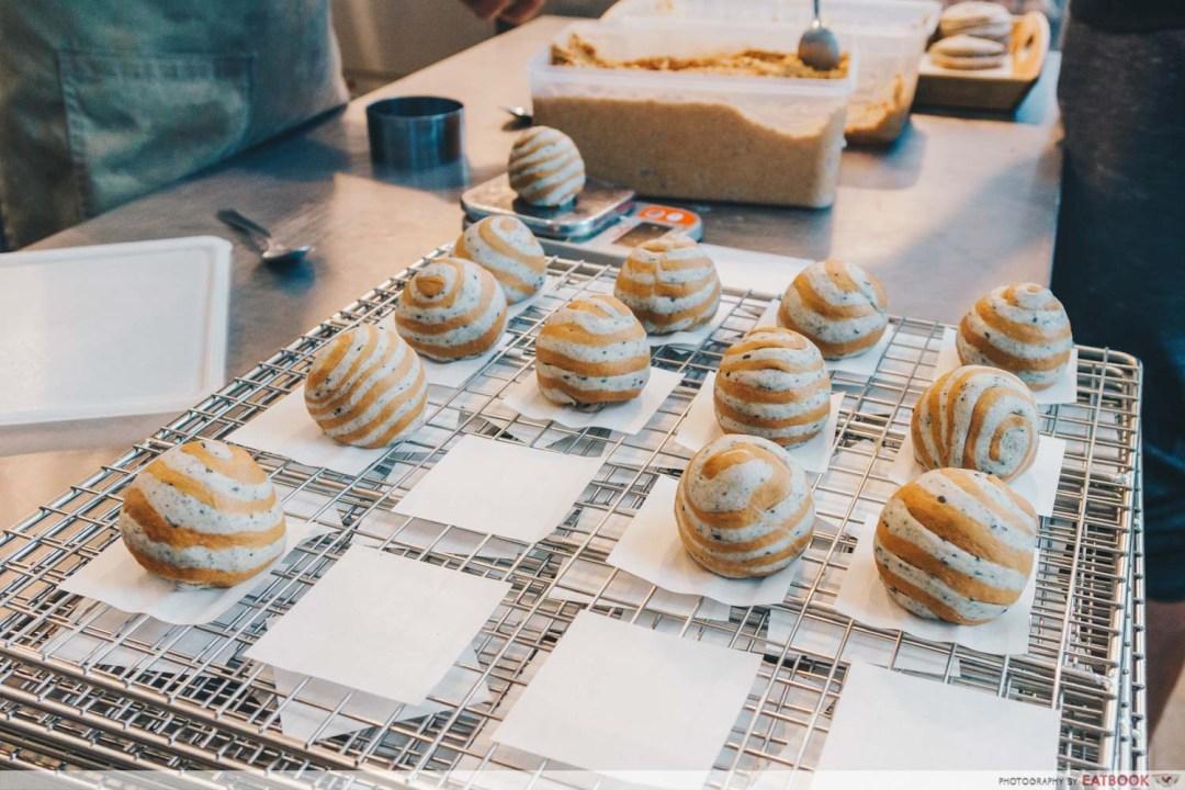Just Dough - Preparation