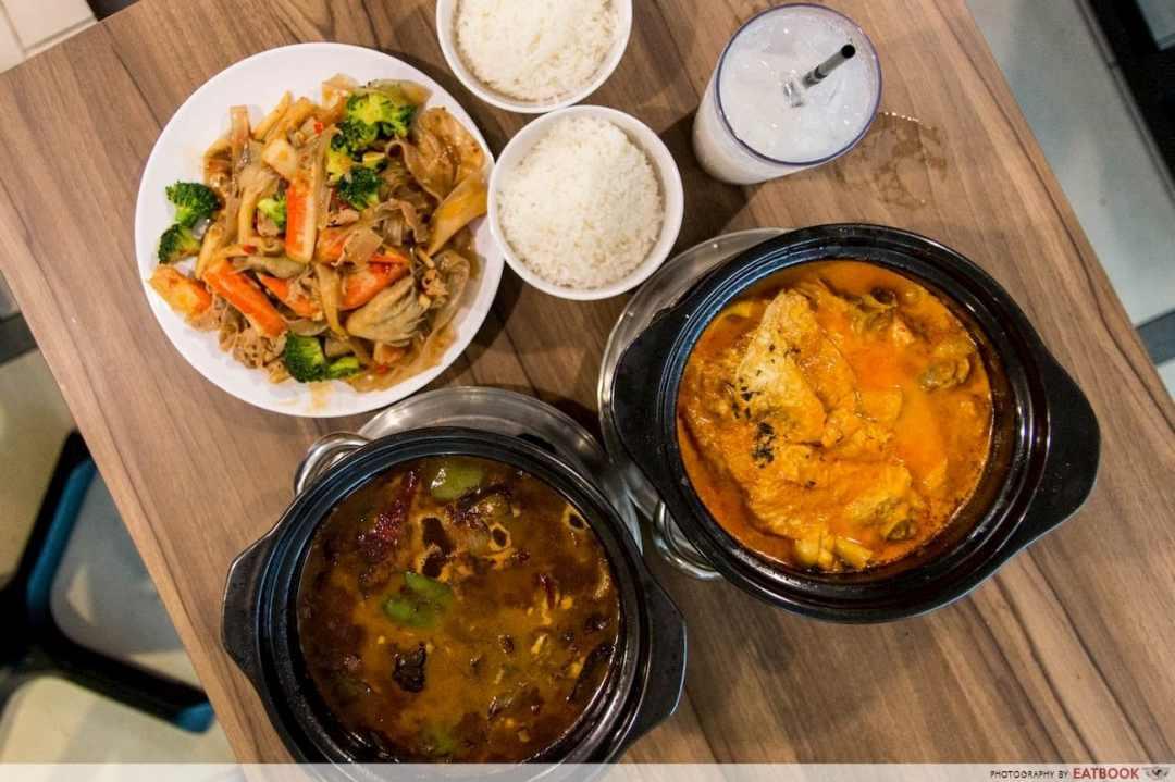 Paya Lebar Square and PLQ - Chicken Run