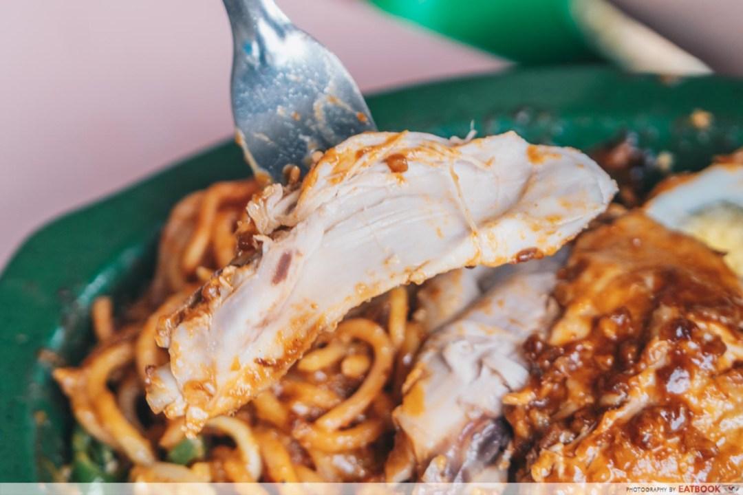 Rahim Muslim Food - Mee rebus chicken