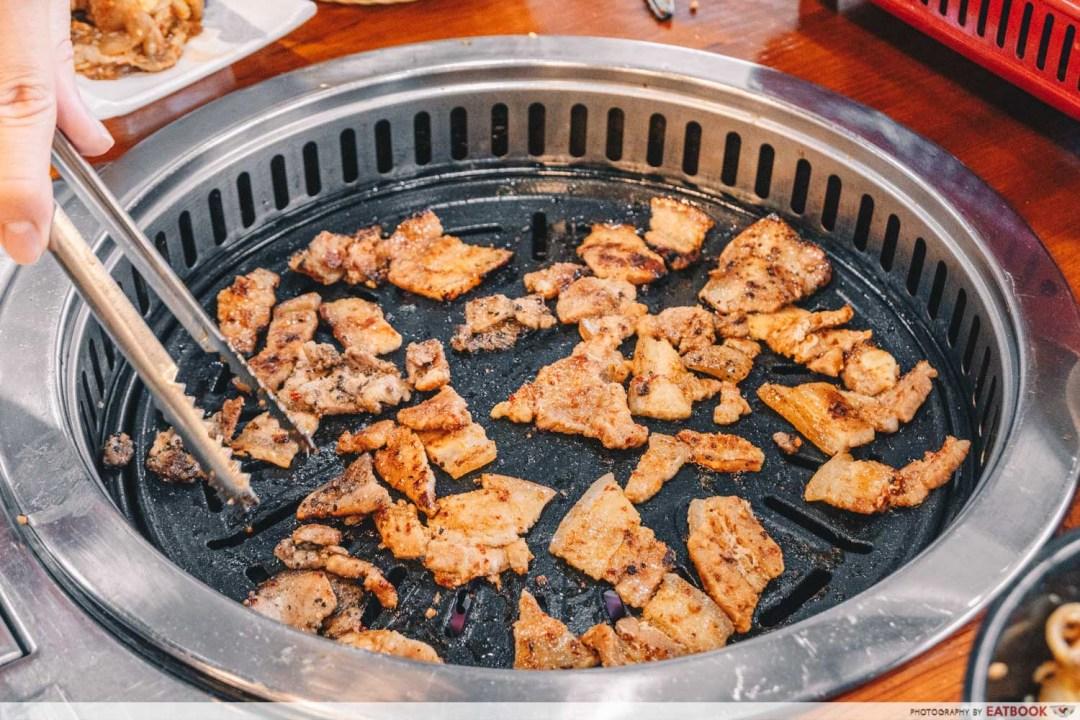 Yi Zi Wei - Korean BBQ