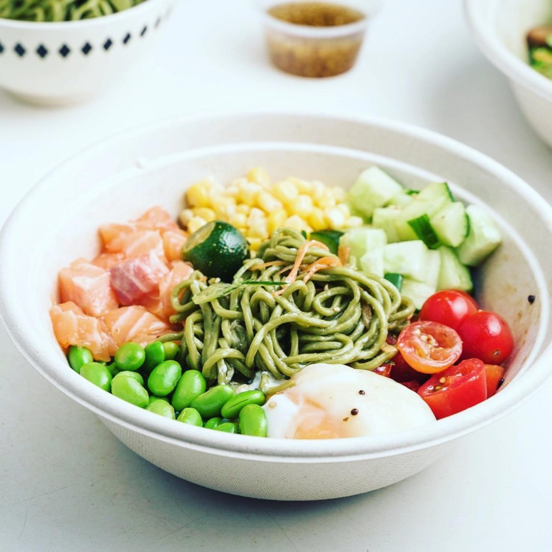 Healthy Food Delivery - Wheat