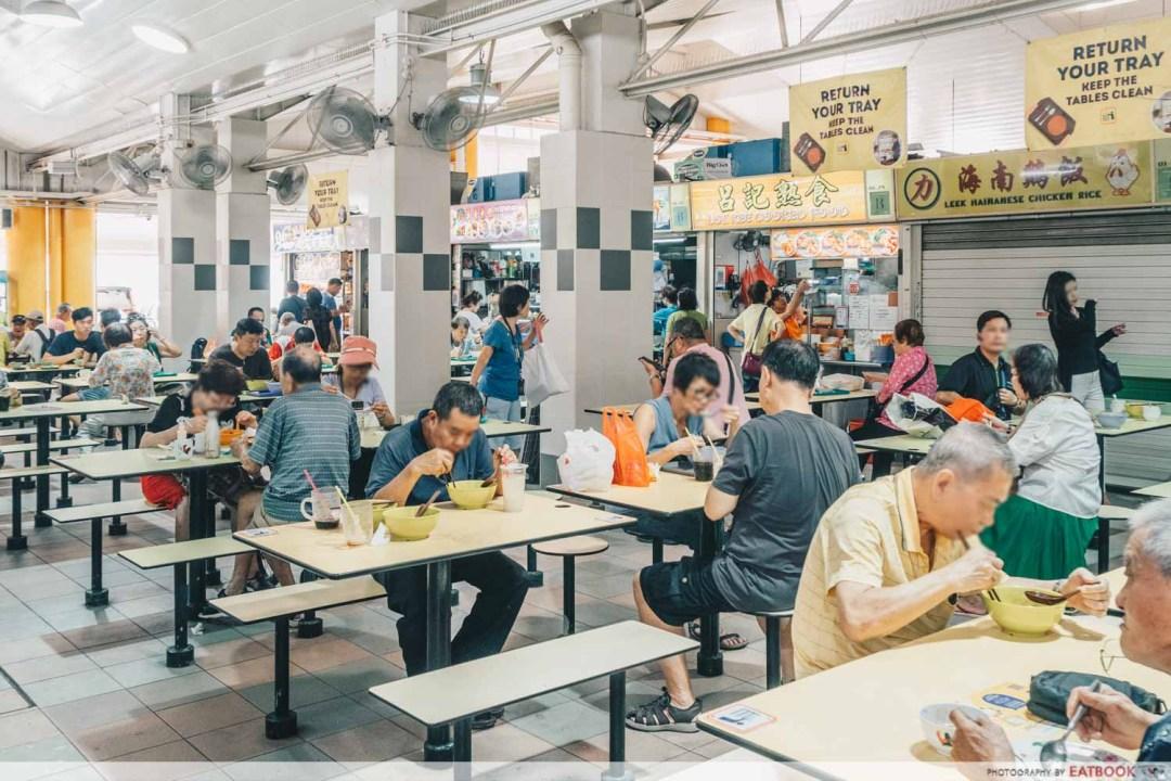 Kim Kitchen Braised Duck - Ambience shot