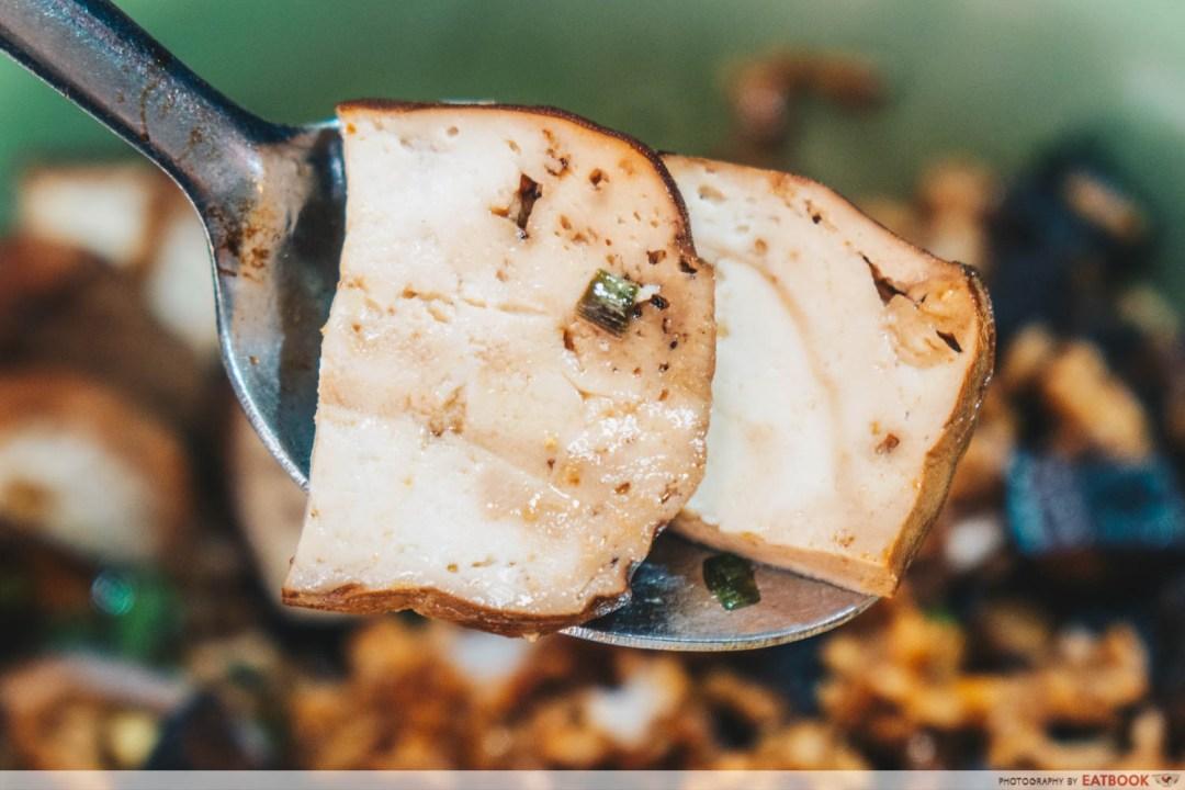 Kim Kitchen Braised Duck - Tofu from braised pork rice