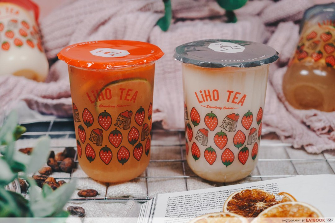 LiHO DIY Bubble Tea Kits - LiHo Teas
