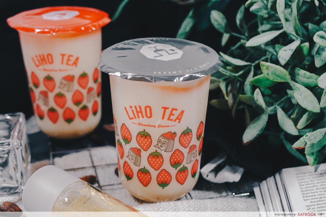 LiHO DIY Bubble Tea Kits - LiHo milk teas