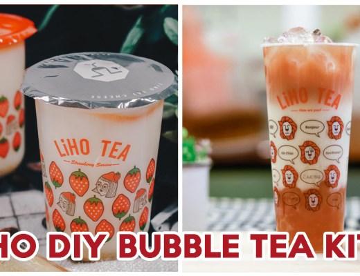 LiHo DIY Bubble Tea Kits - Feature Image
