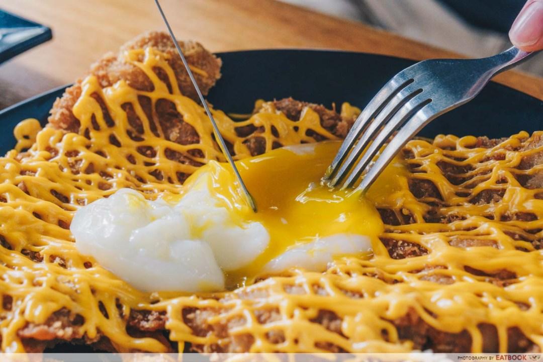 Skinny Chef - Sous vide egg