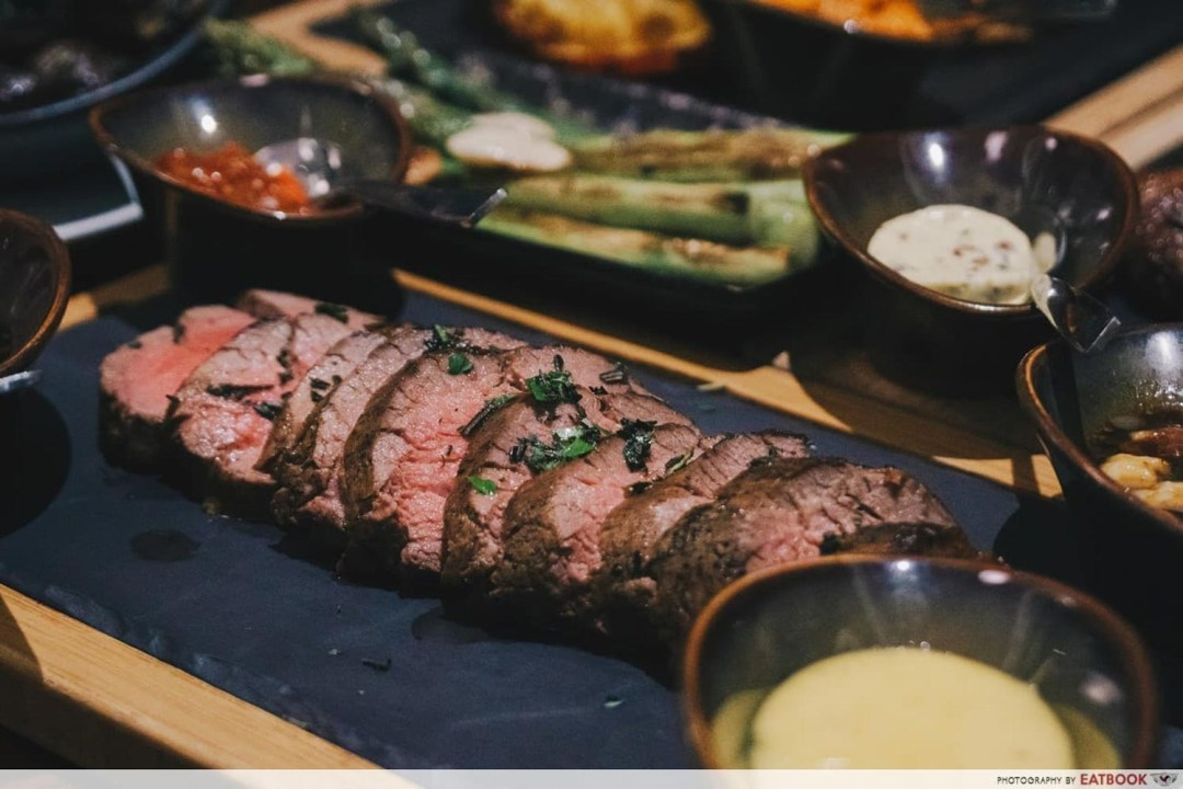 Steak Delivery - Opus Bar & Grill