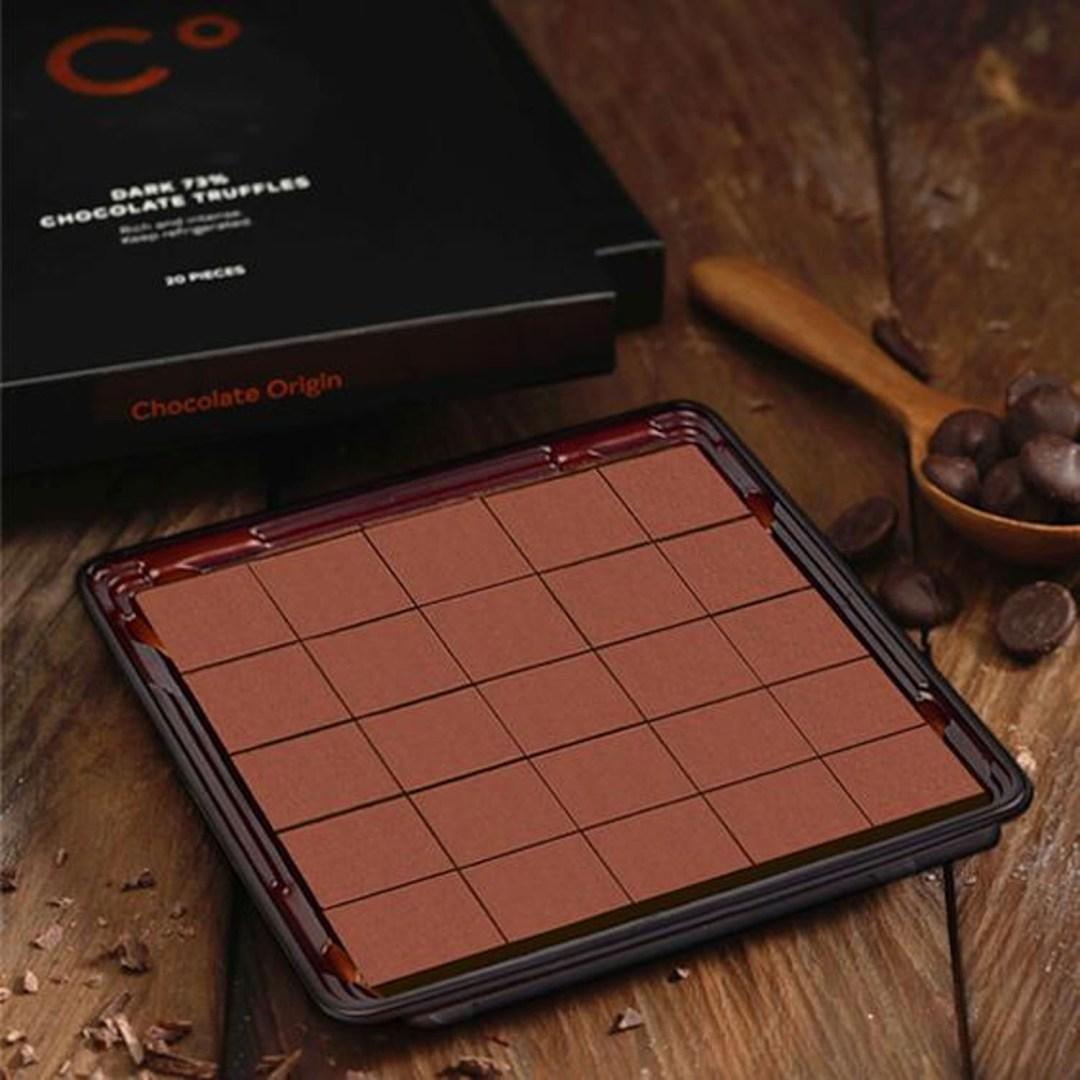 Chocolate Origin -