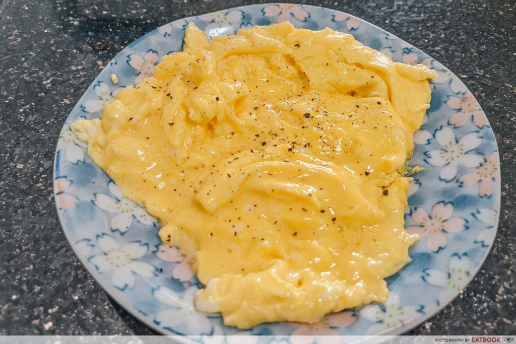 Easy scrambled egg recipes fluffy product