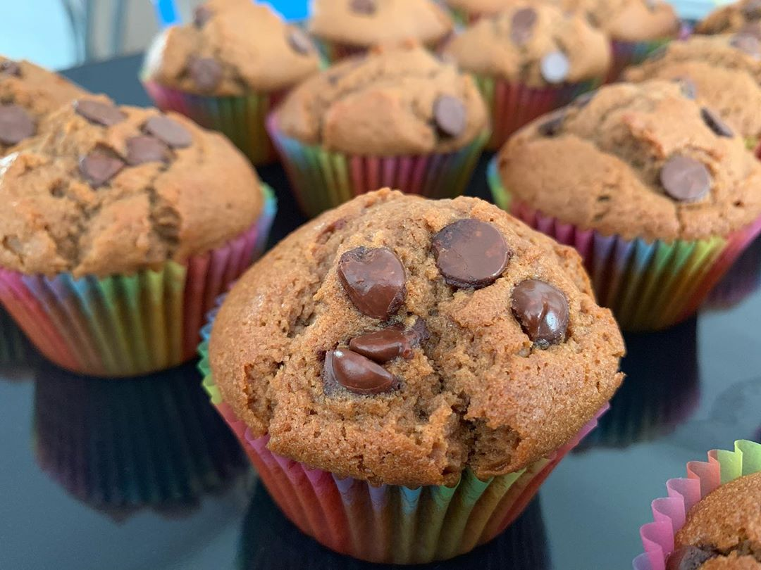 Milo Recipes - Milo Double Choc Muffins