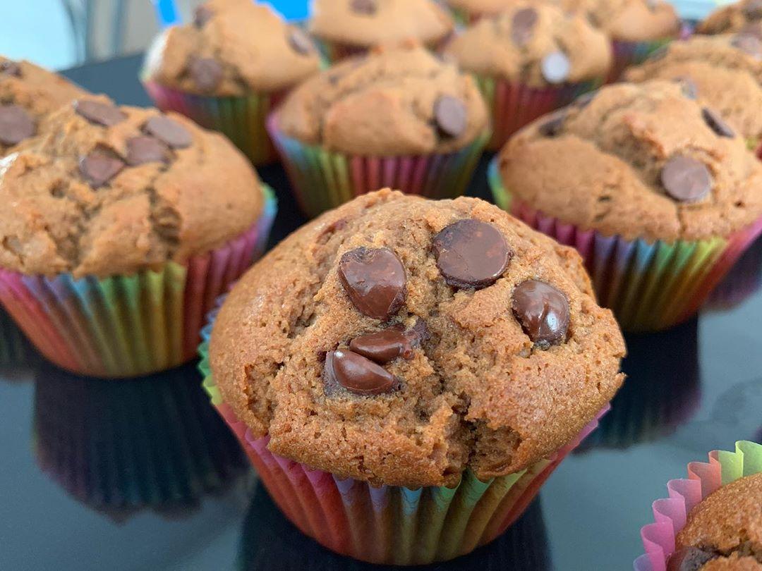 Milo Recipes - Milo Double Choc Muffins