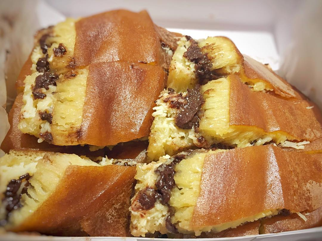 No-Bake Asian Desserts - Chocolate Martabak Manis