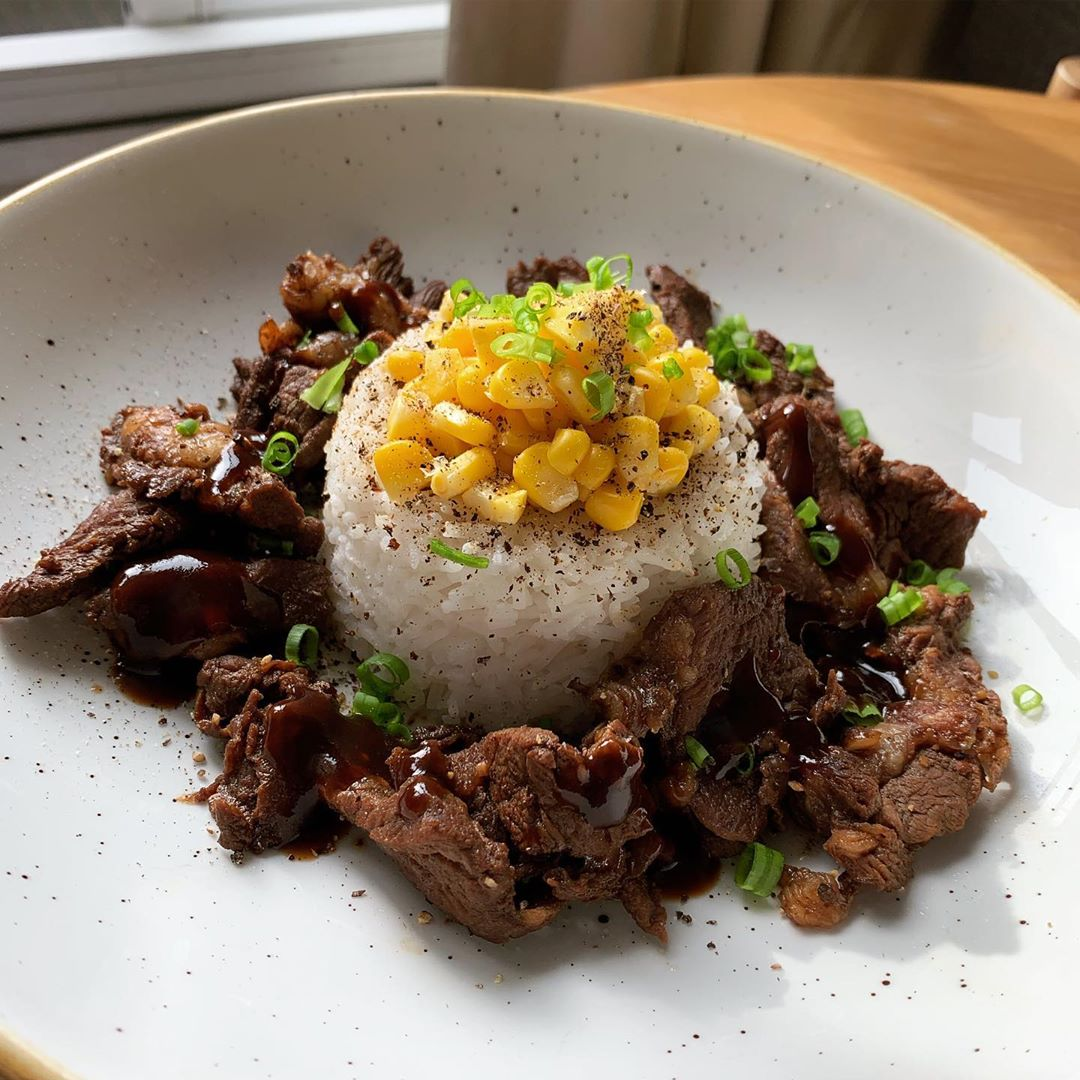 Recipes Famous Dishes - Pepper Lunch Beef Pepper Rice