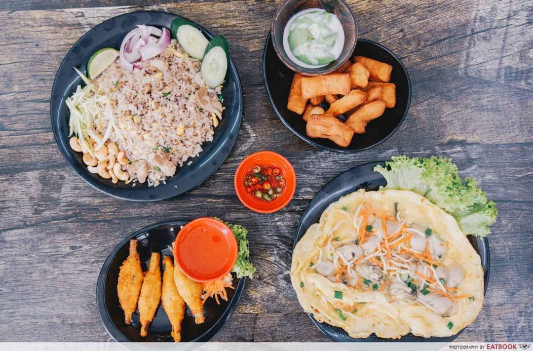 Thai Food Delivery -