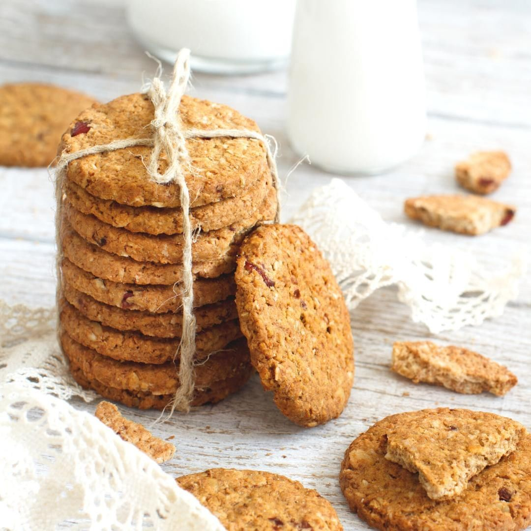 Cookie Recipes - Brown Butter Oatmeal Cookies