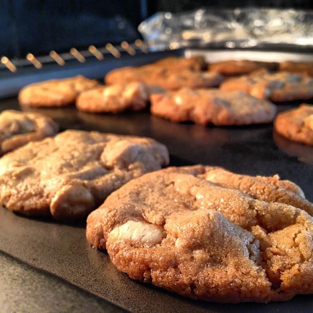 Cookie Recipes - Subway White Chip Macadamia Cookies