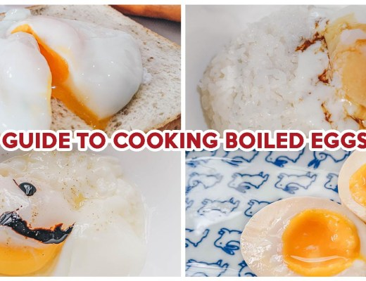 Easy Boiled Egg Recipes