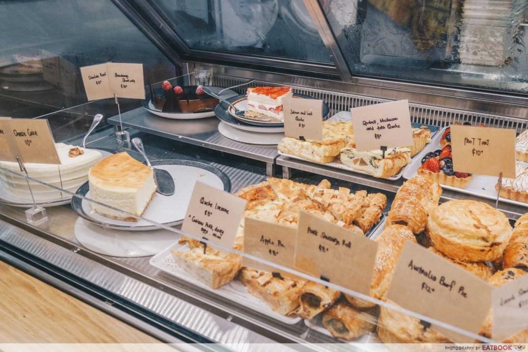 Little Farms Cafe - cakes